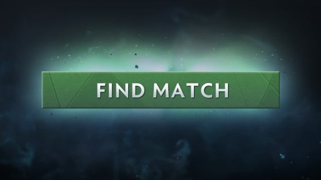 Dota 2 no more solo matchmaking