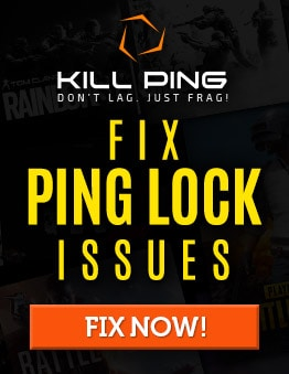 5 Simple Tweaks to Fix Rainbow Six Siege Lag - Kill Ping