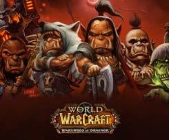 WoW:Warlords of Draenor DDOSed on release