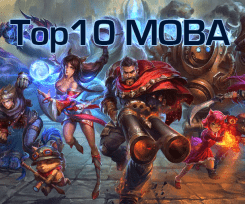 Top 10 MOBA Games for 2016 (Updated)