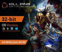 Kill Ping 32-Bit Release and 64-Bit Version Update