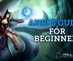 League of Legends: A Beginner's Guide to Ahri