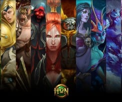 Heroes of Newerth has been acquired by GARENA