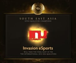 Team Invasion Ti5 SEA Open Qualifier Controversy
