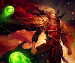 Heroes of the Storm Release Trailer for Kael'thas