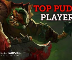 Dota 2 Top 5 Pudge Players of all time