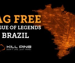 League of Legends Guide to Lag Free Gaming in Brazil