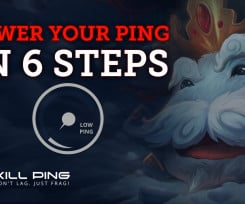 How to Lower Ping in Six Steps