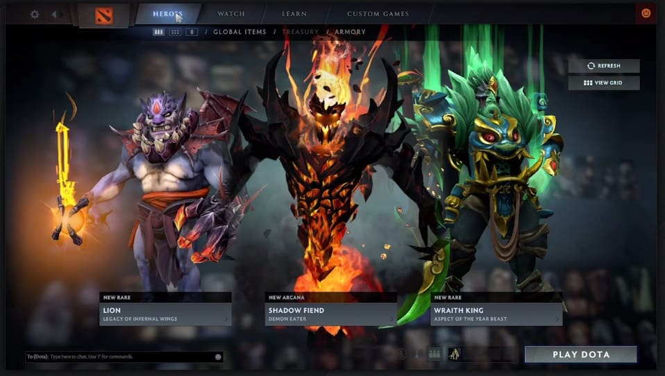 5 Things Valve should Include in Dota 2 Reborn - Kill Ping