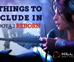 5 Things Valve should include in Dota 2 Reborn