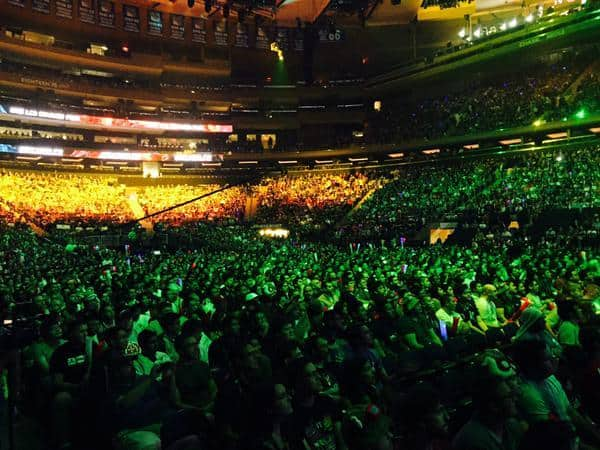 Nice Something Historical Happened Two Days Ago Between Long Time Rivals Of  League Of Legends At Madison Square Garden A House Full Crowd Witnessed The  Demise Of ... Great Pictures