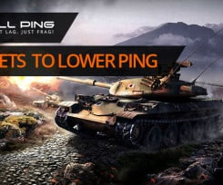 Low Ping in Online Gaming with Kill Ping