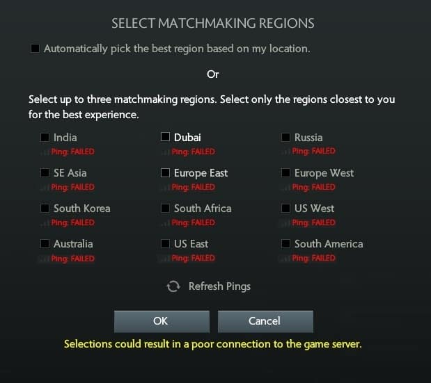 how to improve ping in dota 2 free germany vpn