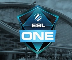 ESL One Lands in Manila with DOTA 2
