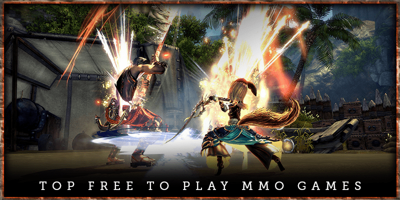 List of Top Free to Play MMO Games - Kill Ping