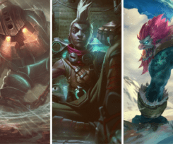 Most OP Top Lane Champions in LoL