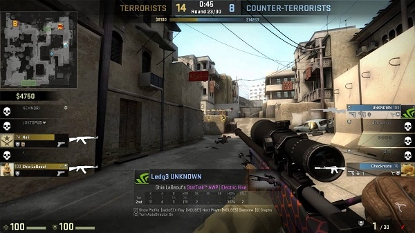 4 Ways to Tilt the Enemy in CS:GO - Kill Ping