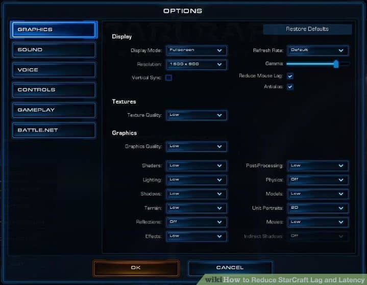 A Complete Guide To Fix StarCraft 2 Lag - Kill Ping