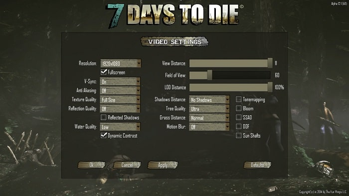 how to make drawbridge 7 days to die requirements