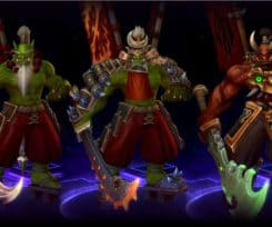 Heroes of The Storm: Warcraft's Samuro To Enter The Nexus