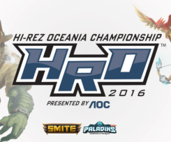 SMITE And Paladins Get Their First Ever Competitive Event