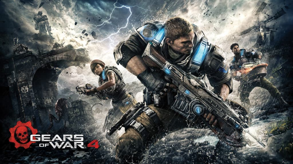Simple Guide To Fix Gears Of War 4 Lag - Kill Ping