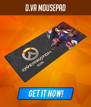 3eacc33fc6132 Overwatch Merchandise That Will Make You Drool - Kill Ping