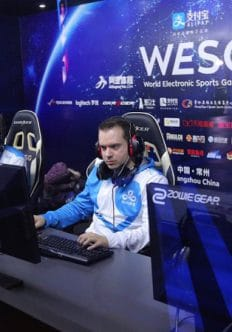 2nd place Curse continues for Cloud9