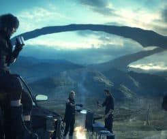 Next Final Fantasy XV Patch To Improve PlayStation 4 Pro Support