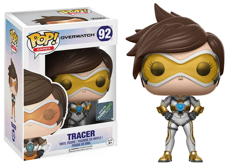 New Wave Of Overwatch Funko Pops Arriving In May Kill Ping