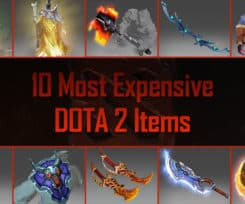 10 Most Expensive DOTA 2 Items Of 2017