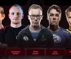 Zai, PPD Back With All New Squad; Team Secret Roster Finalized