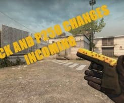 CS:GO To Receive Glock And P250 Changes Soon