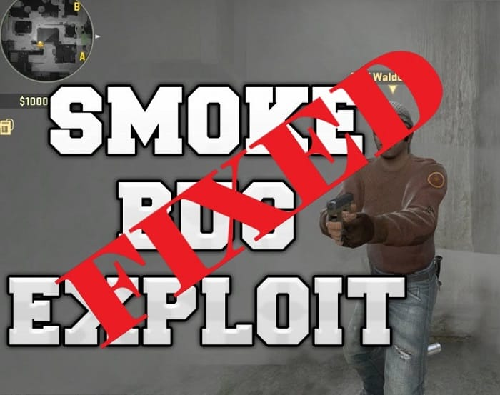 CS:GO Smoke Glitch Fixed Finally! Kudos to Valve | Kill Ping