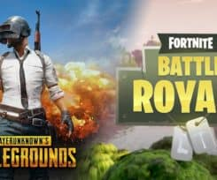 Rivalry Surges as Fortnite Closes In On PUBG