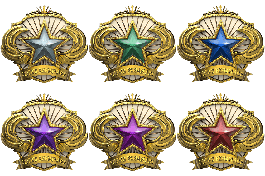 CS:GO 2018 Service Medals Now Available