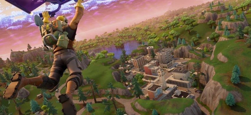 Fortnite Map Update 2.2.0 Is Out; Patch Notes Revealed