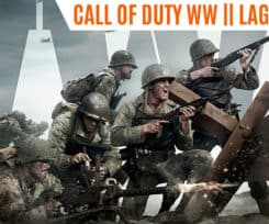 Call Of Duty WW2 Lag And How To Fix It
