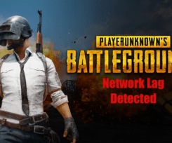 PUBG Network Lag Detected and How to Fix It?
