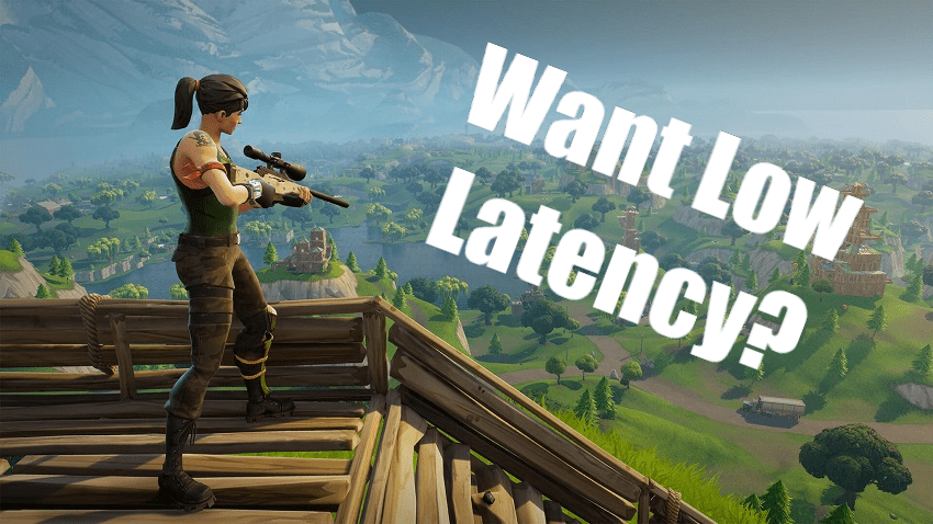 How To Get Low Latency In Fortnite - Kill Ping