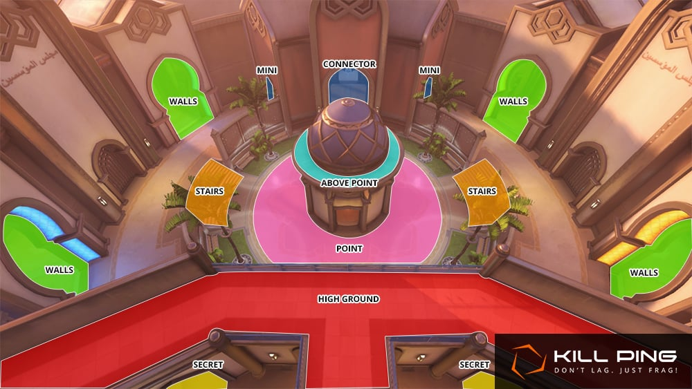 Overwatch Callouts Oasis