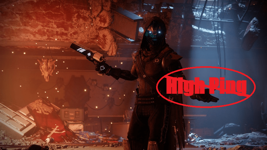 How to Fix Destiny 2 High Ping - Kill Ping