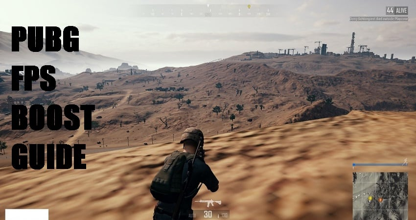 How to Increase FPS in PUBG - Kill Ping