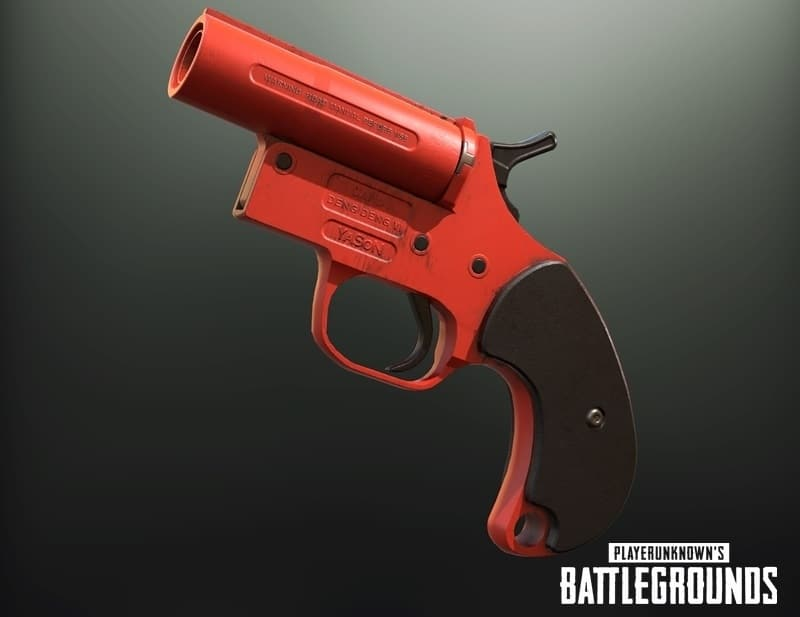 Pubg Wallpaper Flare Gun: Weekly Event Modes And More Coming To PUBG Very Soon
