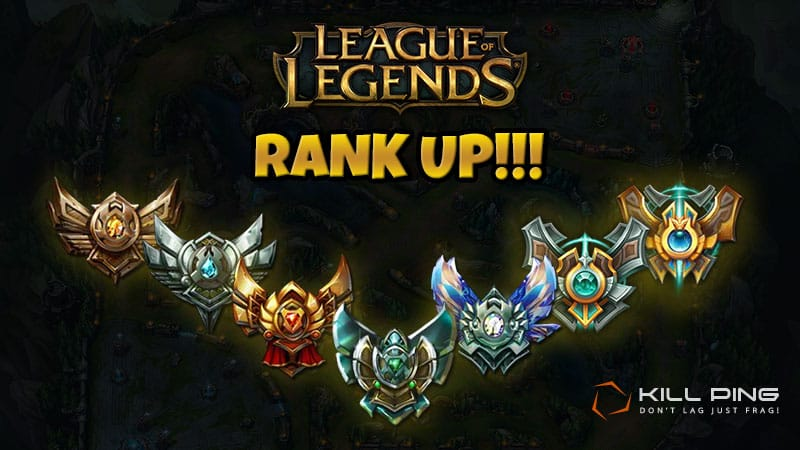 how does ranked matchmaking work in lol
