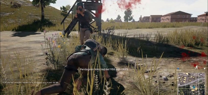 PUBG Frame rate issues