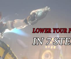 How to Lower Ping in Seven Steps