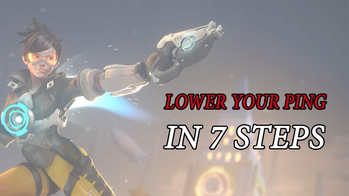 How to Lower Ping in Seven Steps - Kill Ping