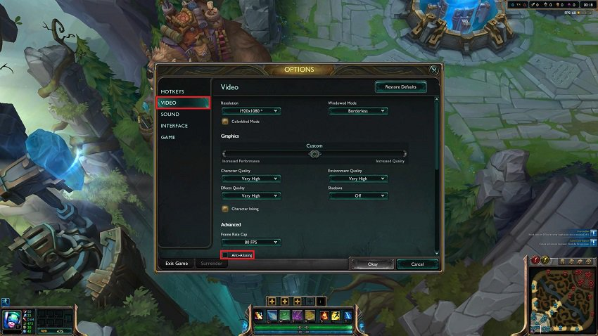 How to Increase FPS in League of Legends Once And For All