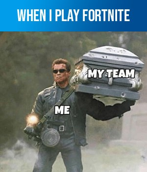 18 Fortnite Memes That Deserve Victory Royales Kill Ping